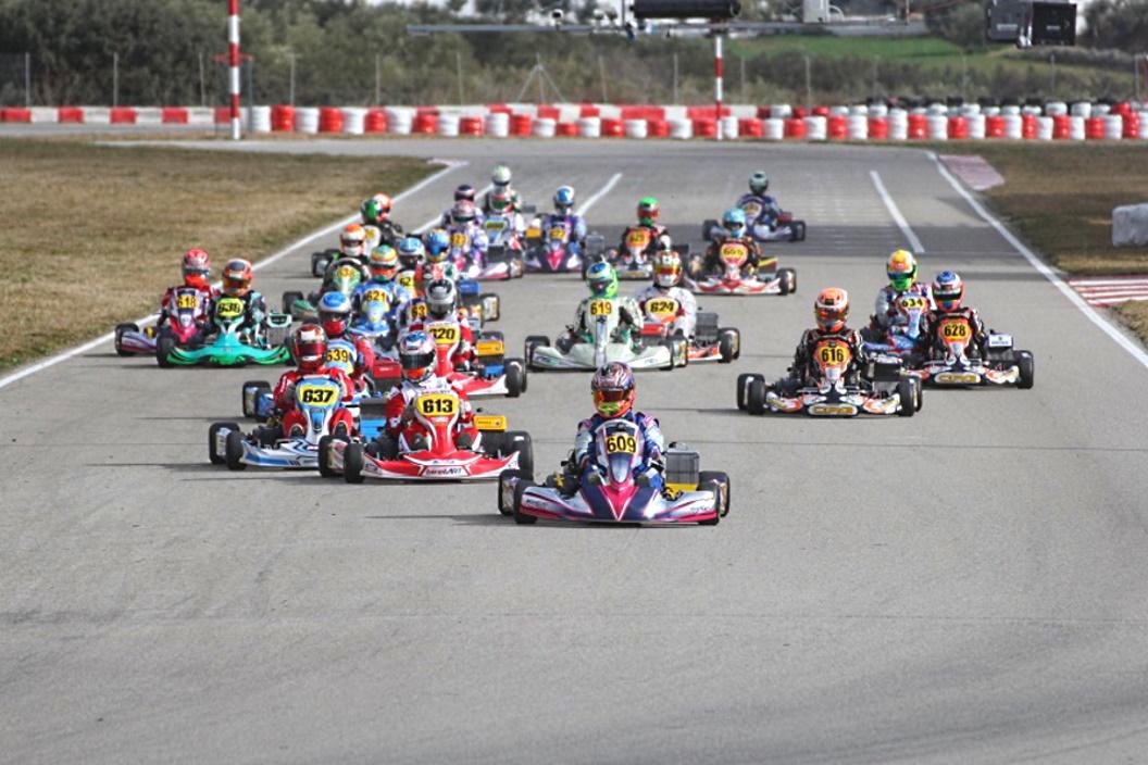La Rotax Max Challenge Winter Cup llega a Campillos en 2020