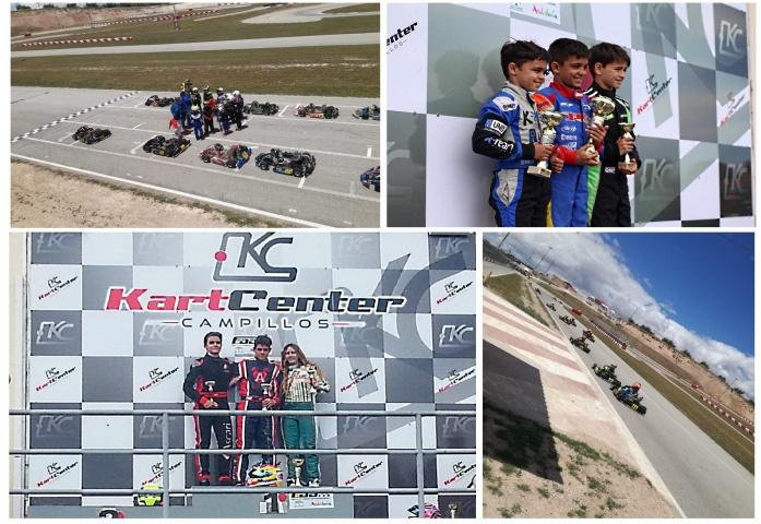 Fin de semana espectacular del Campeonato de Andalucía en Campillos