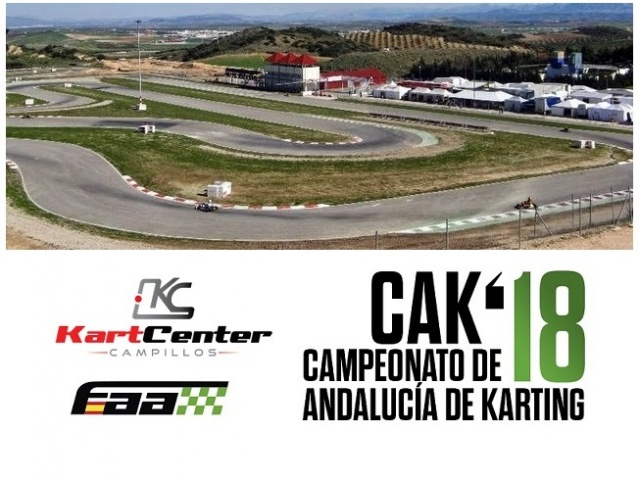 El Campeonato de Andalucía visita Campillos a lo grande