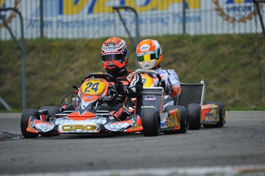 Europeo KZ/KZ2 en Genk. Título para un inmenso Verstappen
