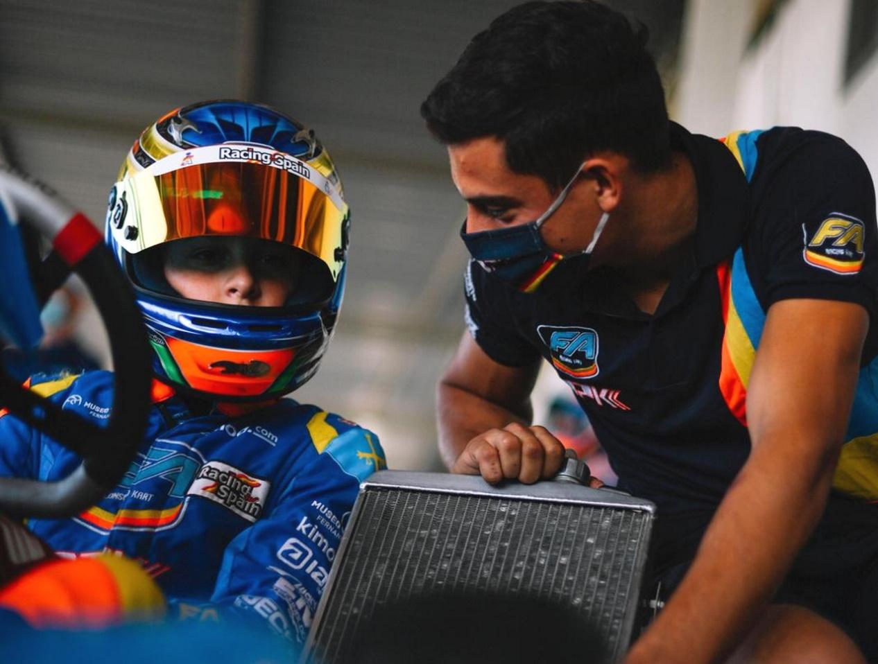 FIA Karting - DPK Racing de nuevo entre los mejores