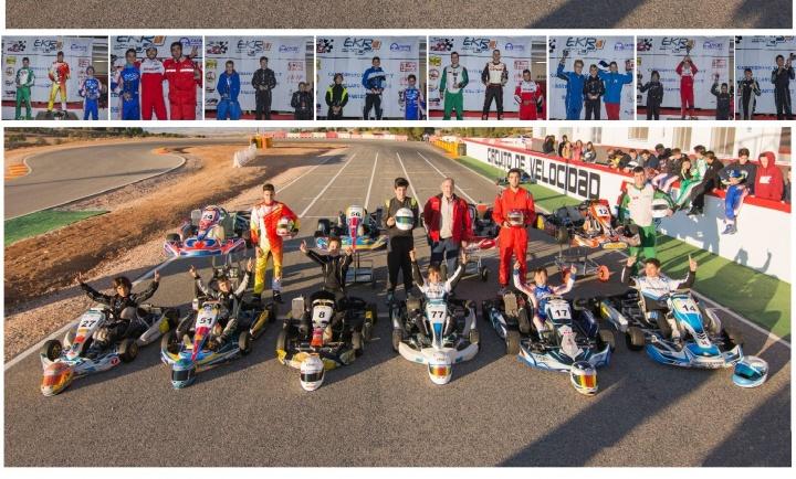 El Campeonato Madrileño y Castellano-Manchego ya tiene campeones