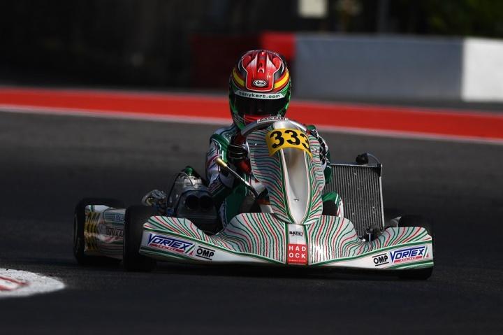 Europeo FIA Wackersdorf: retorno y P4 para David Vidales