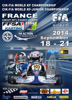 El Mundial CIK FIA de KF/KFJ en Essay
