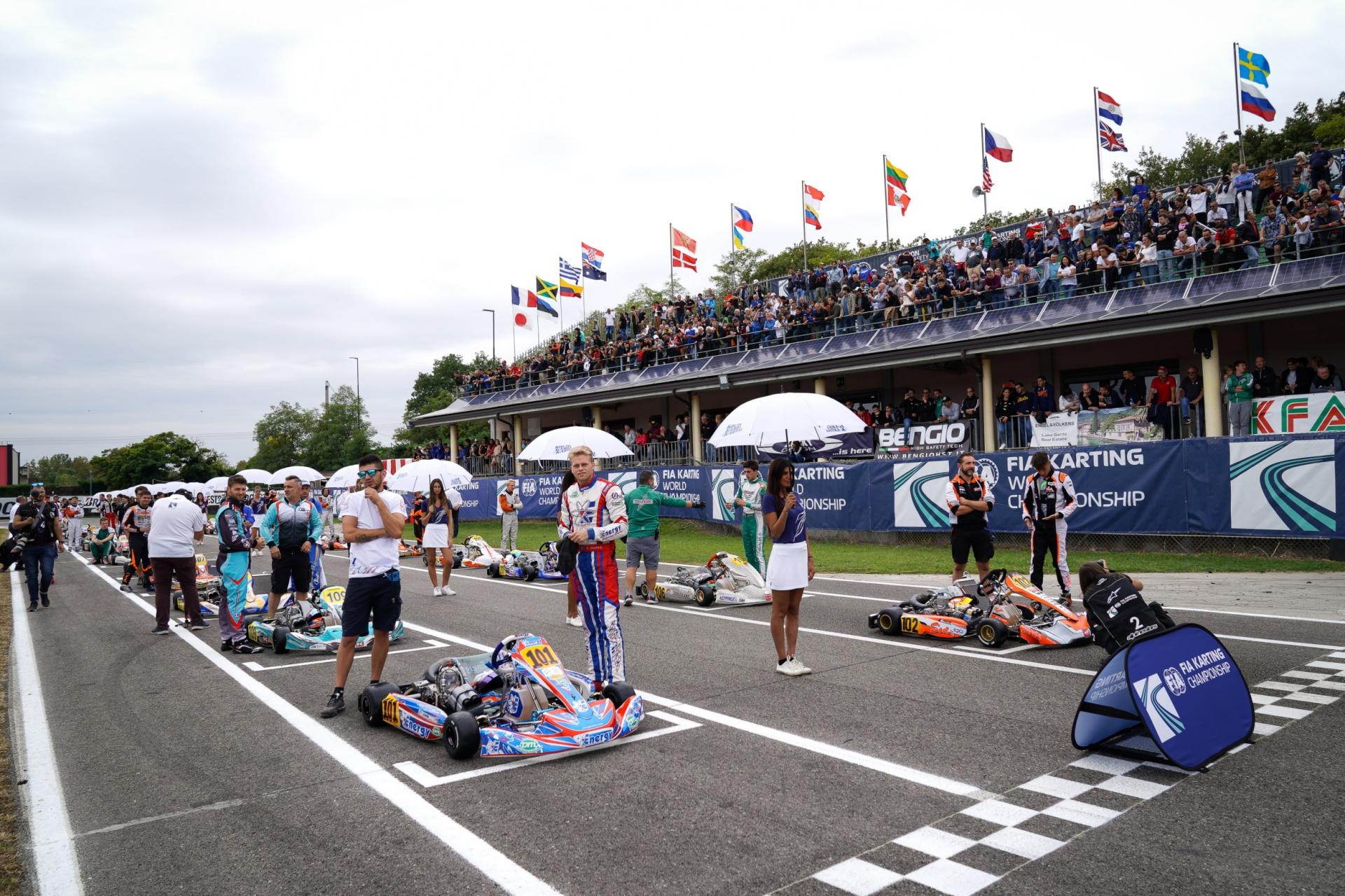 Calendario FIA Karting: Lonato reemplaza a Le Mans para el Campeonato del Mundo de KZ y la International Super Cup de KZ2