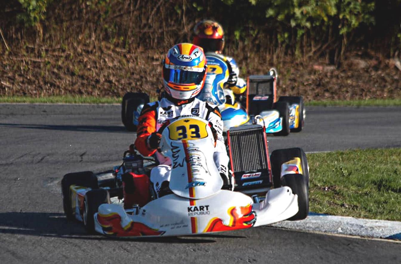 Campeonato del Mundo FIA OK: Top 20 Final para Lorenzo Fluxá
