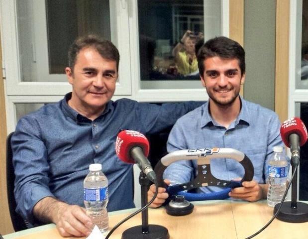 Entrevista Antonio Martínez - Director EKR Kart Racing