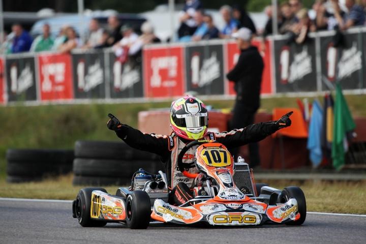 ¡Pedro Hiltbrand Campeón de Europa!