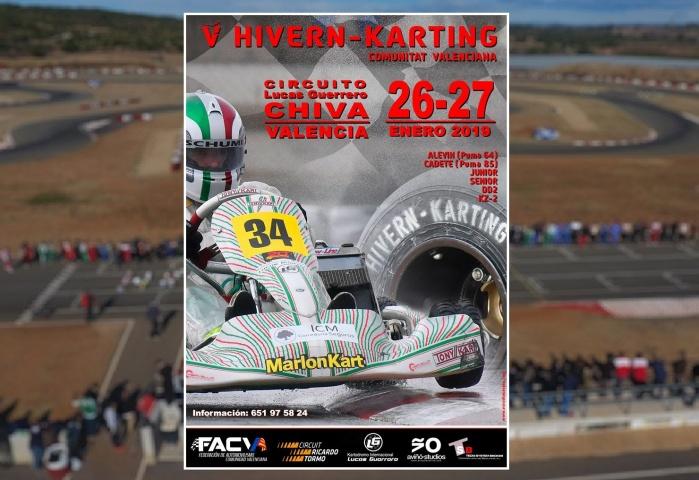 Ya está en marcha una nueva edición del Hivern Karting