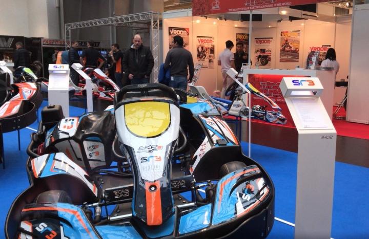 IKA-KART2018:Inaugurada la gran feria del karting