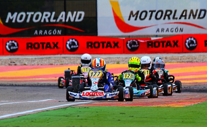 Series Rotax - Motorland decide los títulos y otorga los tickets a las Grand Finals
