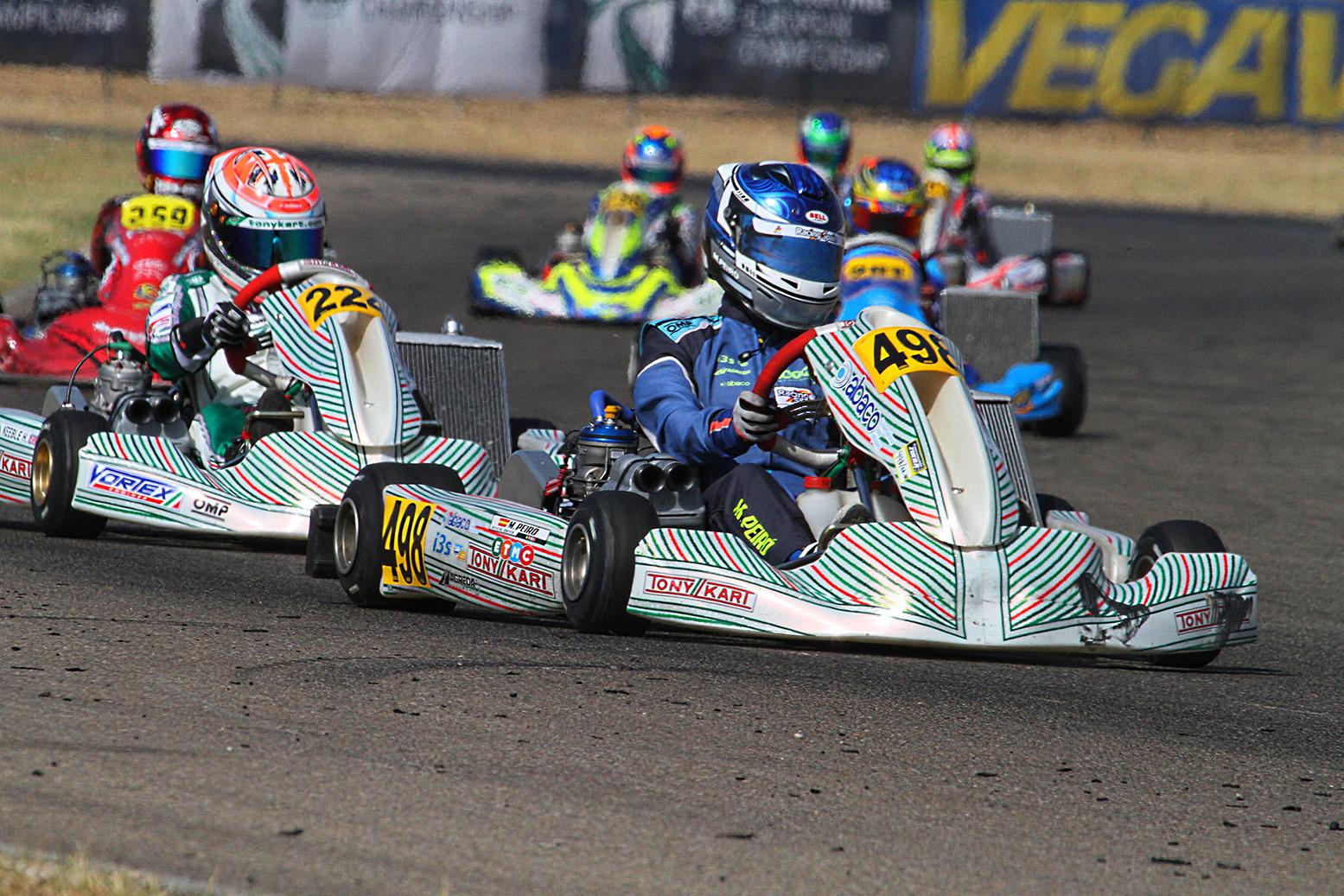 Europeo Karting FIA Zuera: experiencia valiosa para ETMC Motorsport