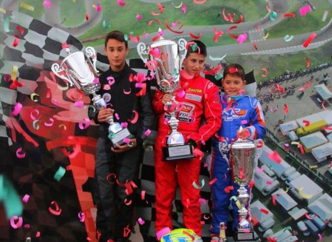 La Copa de Campeones 2015 ya tiene ganadores
