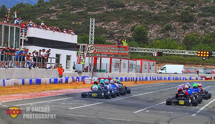 Cambio en el calendario 2019: Las Series Rotax comenzarán en Chiva