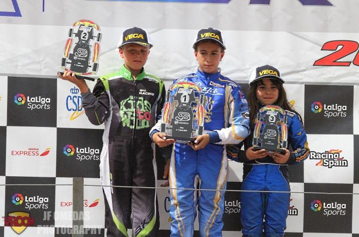 CEK Alevín - Louis Leveau y Adrián Ferrer vencen en Chiva