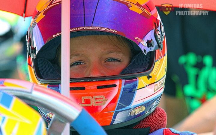 Daniel Briz - Campeón de España Cadete