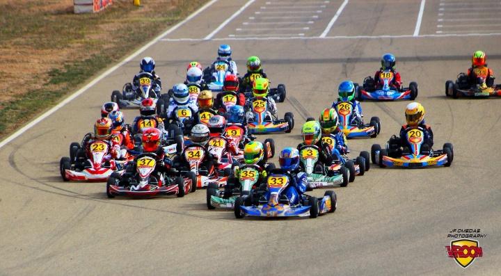 CEK Motorland Cadete - Carles Martínez gana la carrera 1, Mari Boya se hace con la victoria y el título en la segunda
