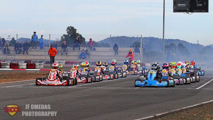 Iame Winter Cup 2019: ¡Que empiece el espectáculo!