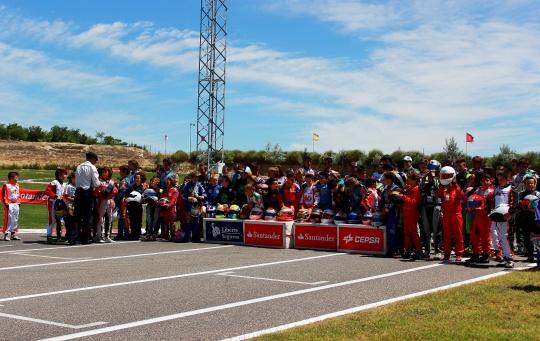 Campeonato de España - Publicada la lista de inscritos de Zuera