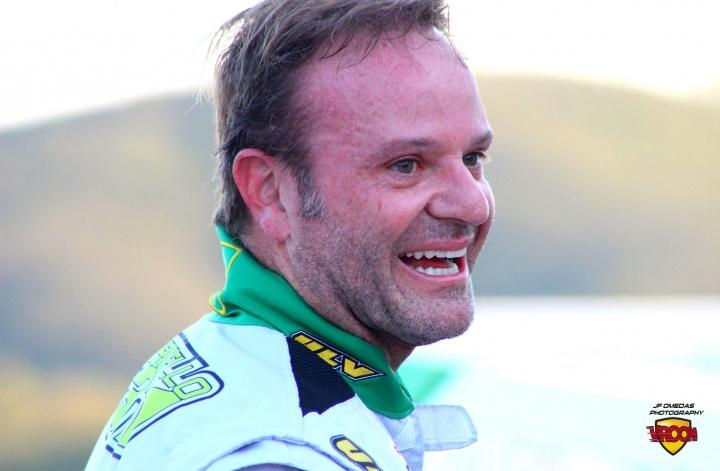 La grandeza de Barrichello y el karting