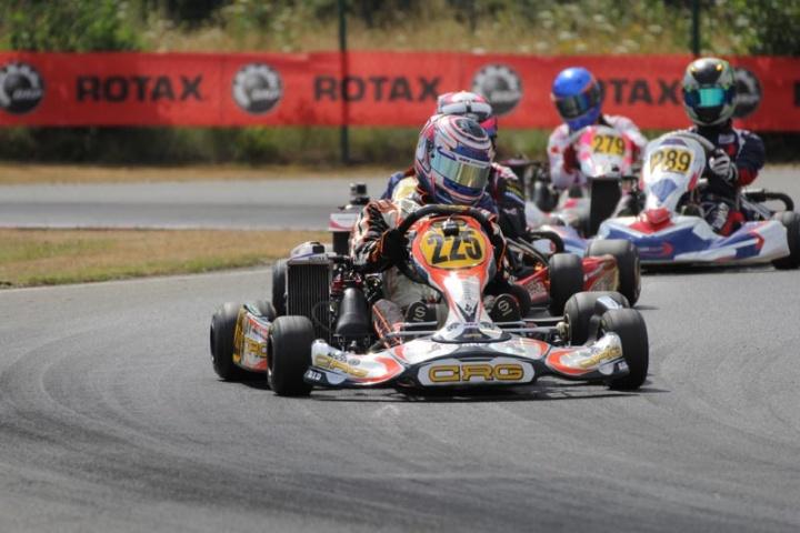 Euro Rotax Wackersdorf - Tercera ronda complicada para nuestros pilotos