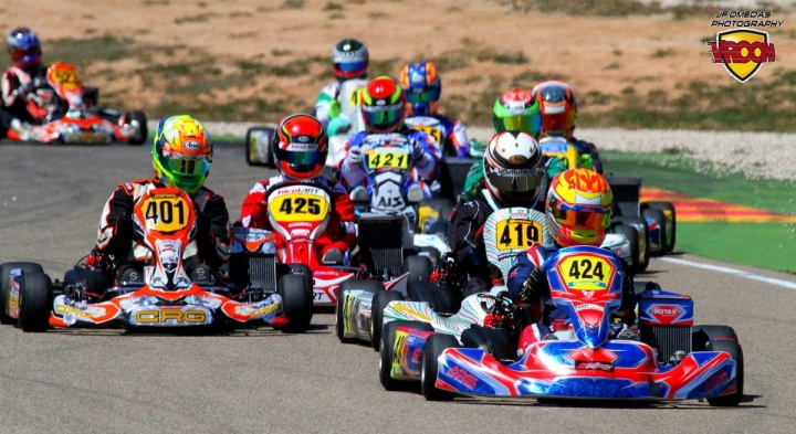 Copa Mojo - A por el primer título de la temporada Rotax en Alcañiz