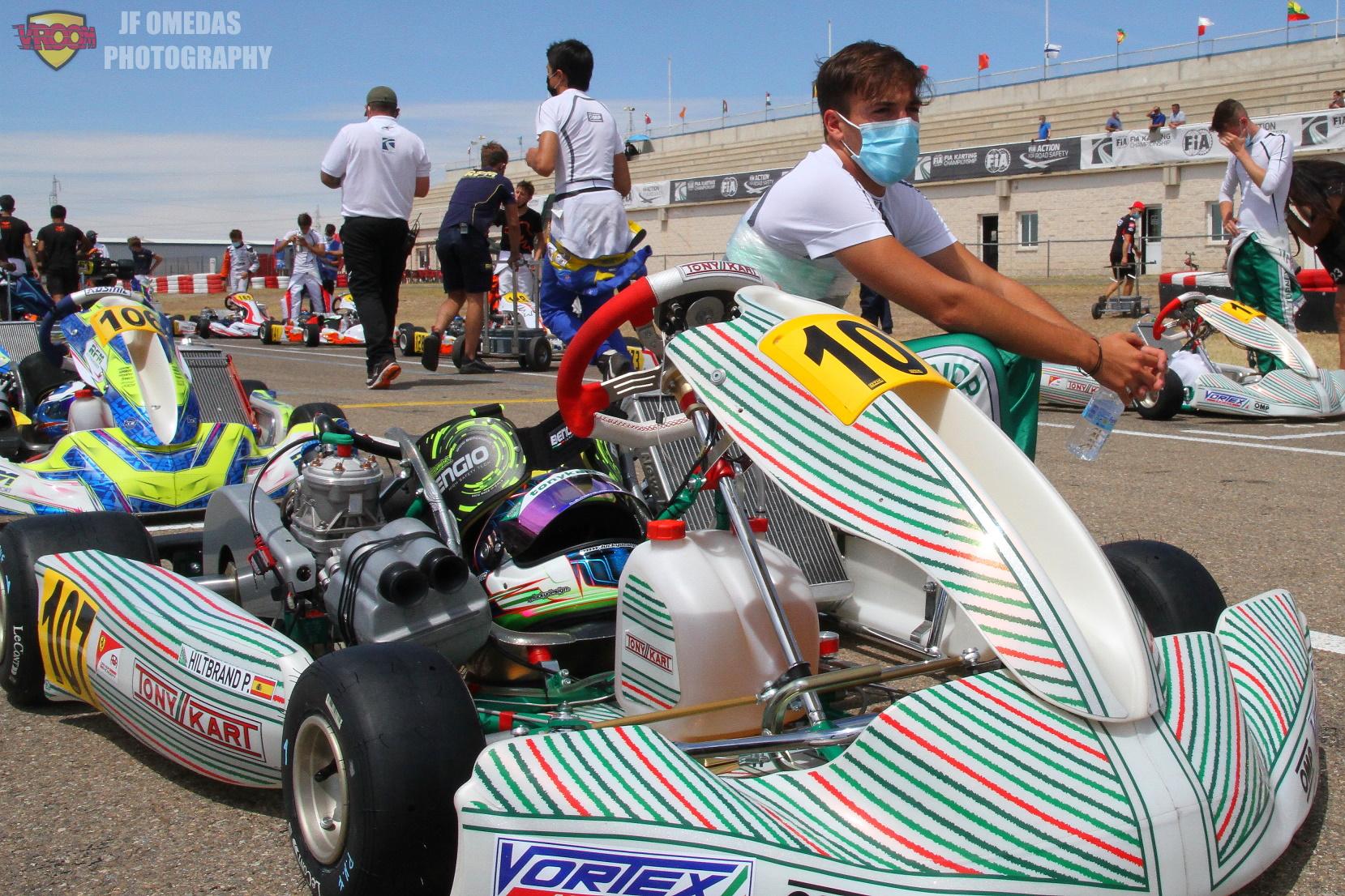 Lesiones en karting: Costillas (Parte 1)