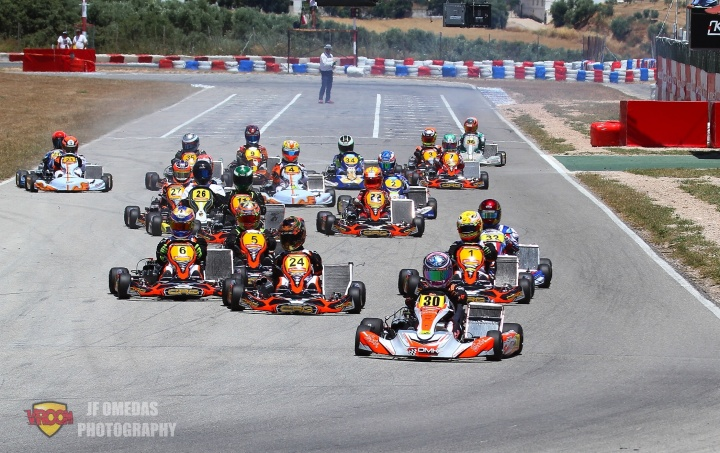 CEK KZ2 Campillos - Marta García y Jon Tanko se reencuentran con la victoria