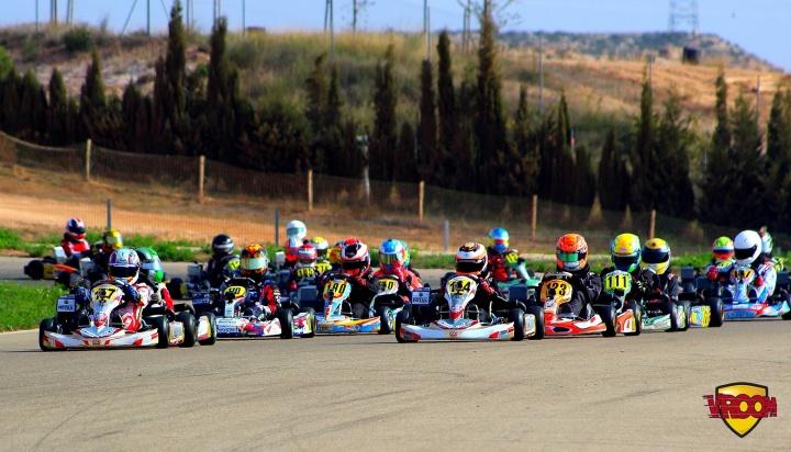 Series Rotax - La temporada 2014 concluyó en Motorland