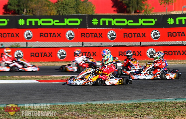 Rotax Grand Finals - Jornada determinante