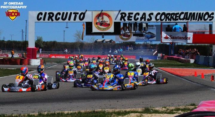 Avance Calendario Campeonato de España de Karting 2017