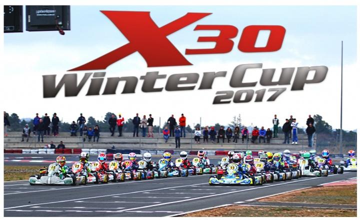 Los españoles a por la primera X30 Winter Cup en Chiva