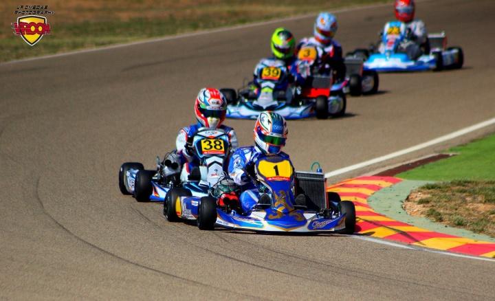 CEK Motorland KZ2 - Jorge Pescador se hace con el título y EKR logra su primera victoria.