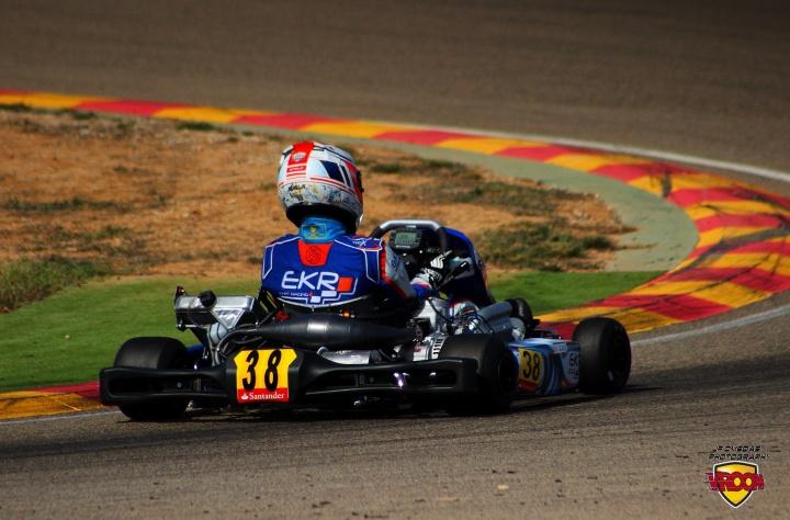 EKR Kart Racing - Presente y futuro