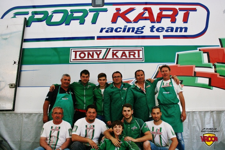 La temporada 2016 sin SportKart