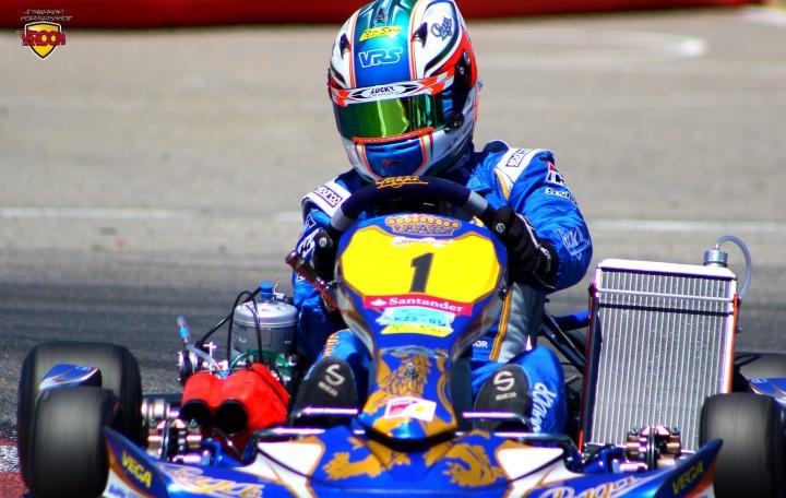 Entrevista - Jorge Pescador, el número 1 del karting español.