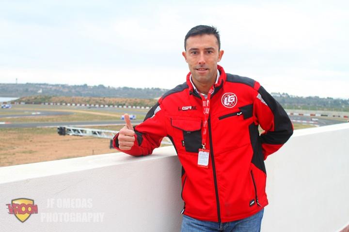 """Lucas Guerrero: """"Queremos que el kartódromo siga creciendo""""."""