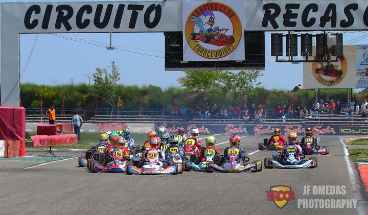 Calendario Rotax 2018 - Series a cinco pruebas, llega el Trofeo Ibérico (Act. 08/01)
