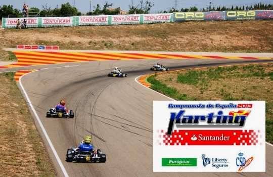 Motorland Aragon pone el punto y final al CEK