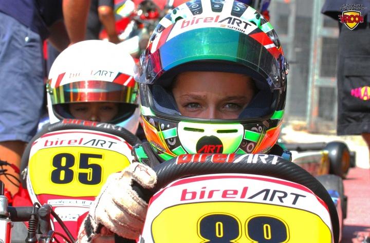 Los españoles de las Rotax Grand Finals - Santi Vallve (Micro)