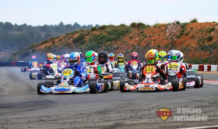 Rotax Winter Cup - Los pilotos españoles con opciones de victoria