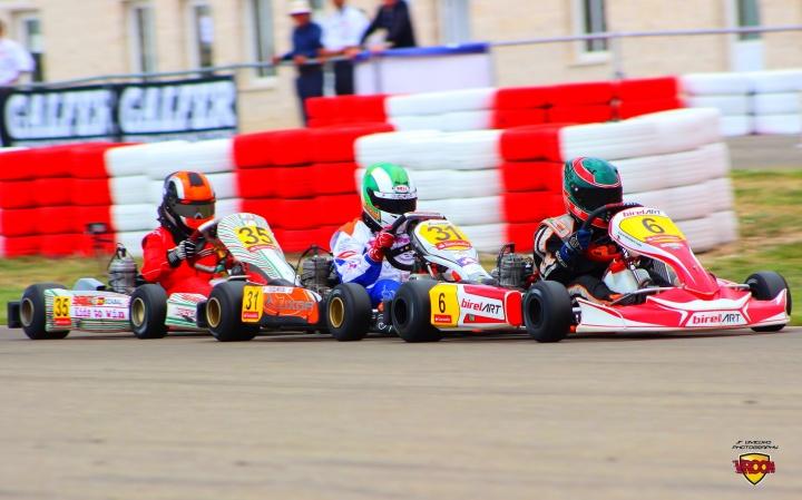 ¿Veremos los nuevos spoilers delanteros en el karting español?