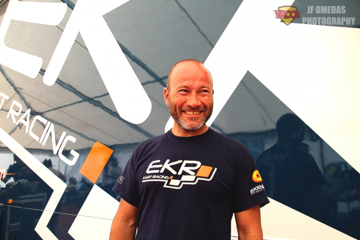 Francisco Rodríguez: Una vida de pasión por las carreras.