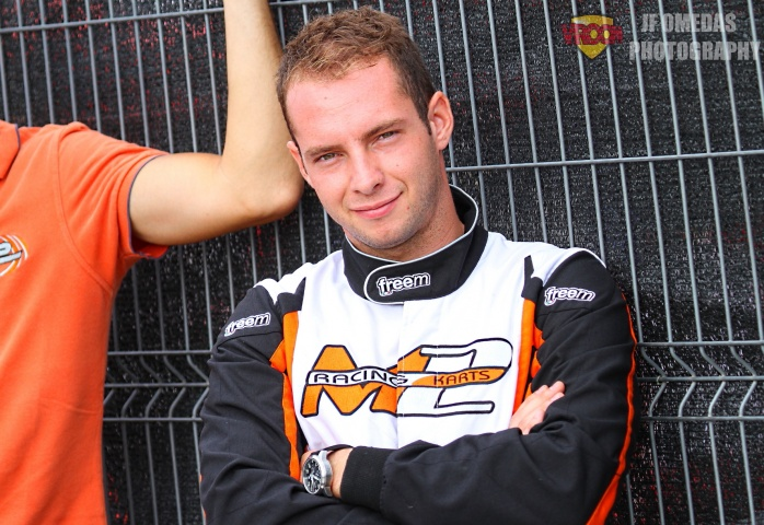 Charlando con: Enrico Prosperi  - Campeón de España KZ2