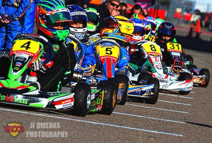 Categorías karting RFEdA 2019: cambios en la edad de participación