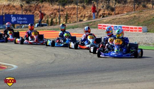CEK KZ2 – Victoria y título para Jorge Pescador, la última carrera para Hiltbrand