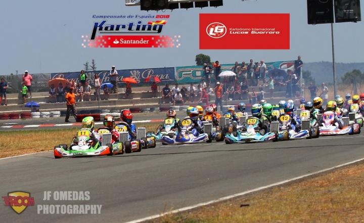CEK 2018 Chiva - Lista provisional de inscritos con 164 pilotos