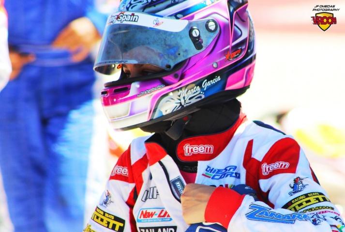 Entrevista - Marta García, la piloto de moda del karting mundial.