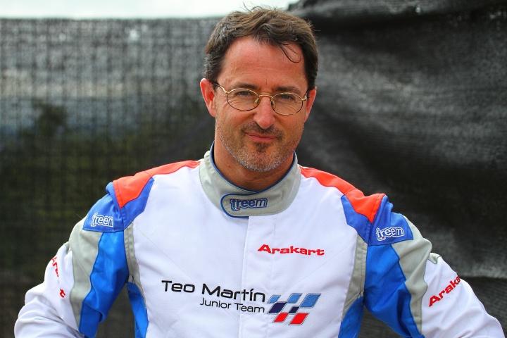 Los españoles de las Rotax Grand Finals - Jesús Pérez-Santander (DD2 Master)