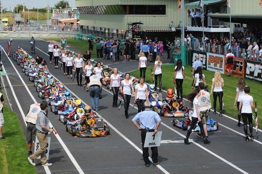 La Rotax Euro Challenge en la cuna de los deportes de motor
